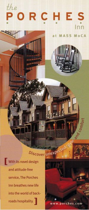 The Porches Inn brochure thumbnail