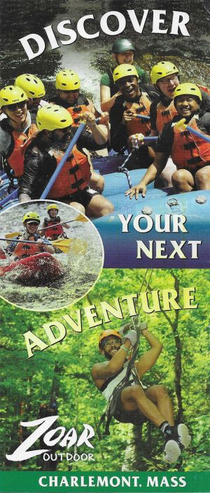 Zoar Outdoor Multisport Adventures brochure thumbnail