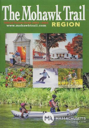 Mohawk Trail Association Guide brochure thumbnail