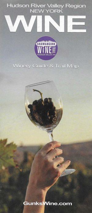 Shawan Gunk Wine Trail brochure thumbnail
