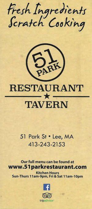 51 Park brochure thumbnail