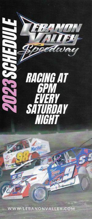 Lebanon Valley Speedway brochure thumbnail
