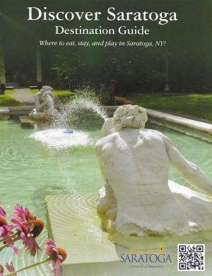 Saratoga Discover brochure thumbnail