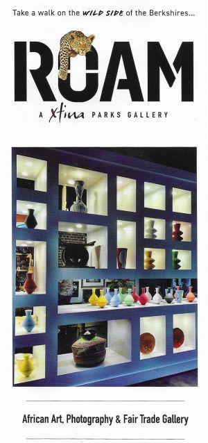 ROAM Gallery brochure thumbnail