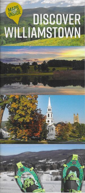 Williamstown Chamber brochure thumbnail