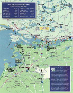 1,000 Islands brochure thumbnail