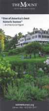 The Mount / Edith Wharton Estate
