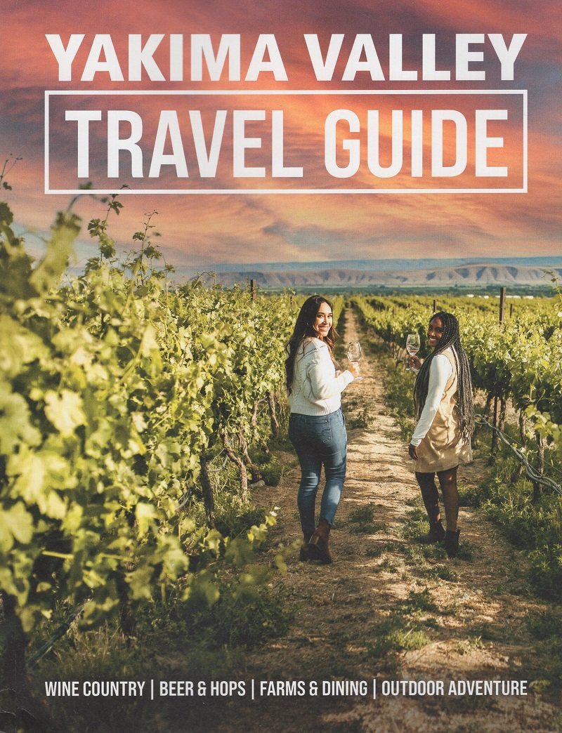 Yakima Valley Offical Visitor Guide (TM)