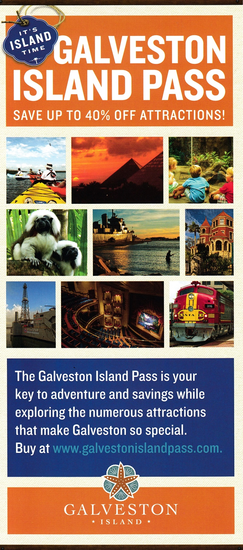 Galveston Island Pass