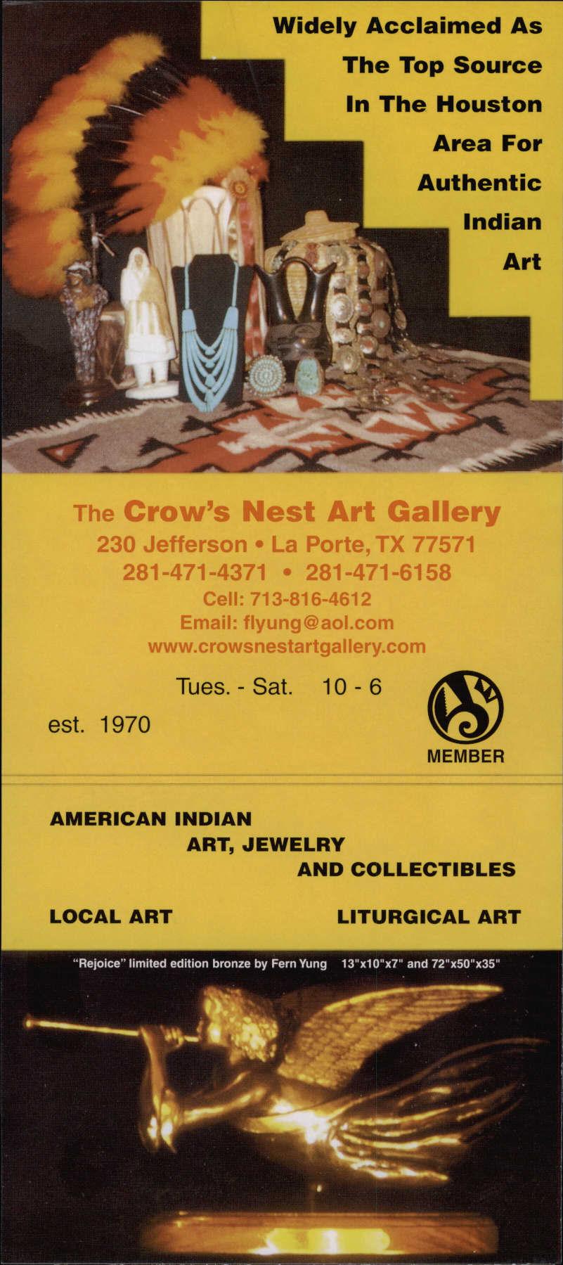 Crow's Nest Art Gallery