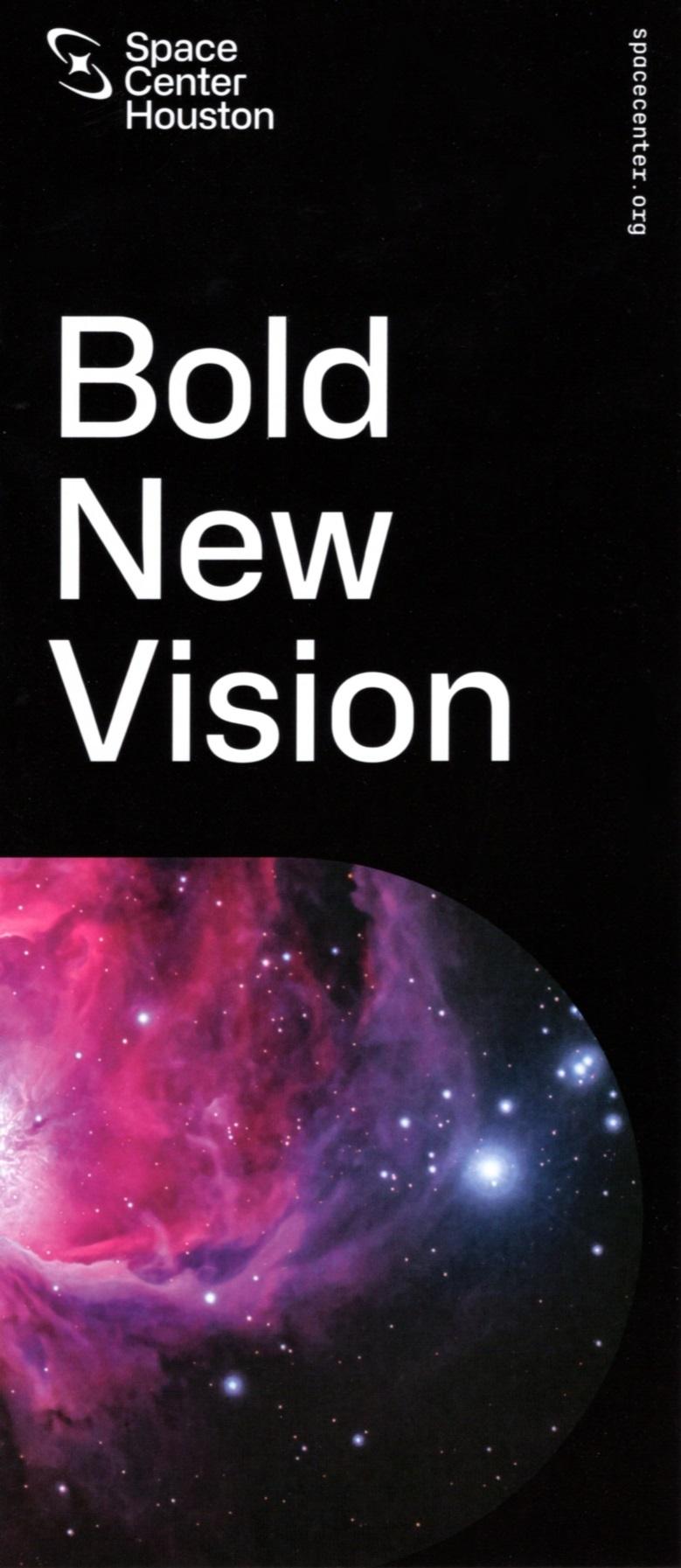 Space Center Houston brochure thumbnail