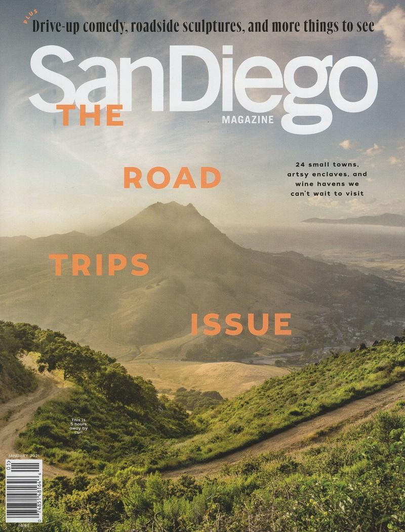 San Diego - December, 2020