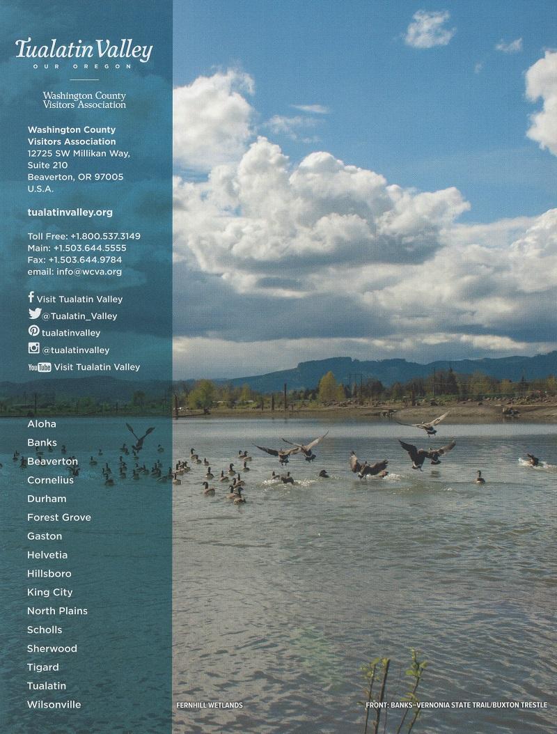 Washington County Magazine brochure thumbnail