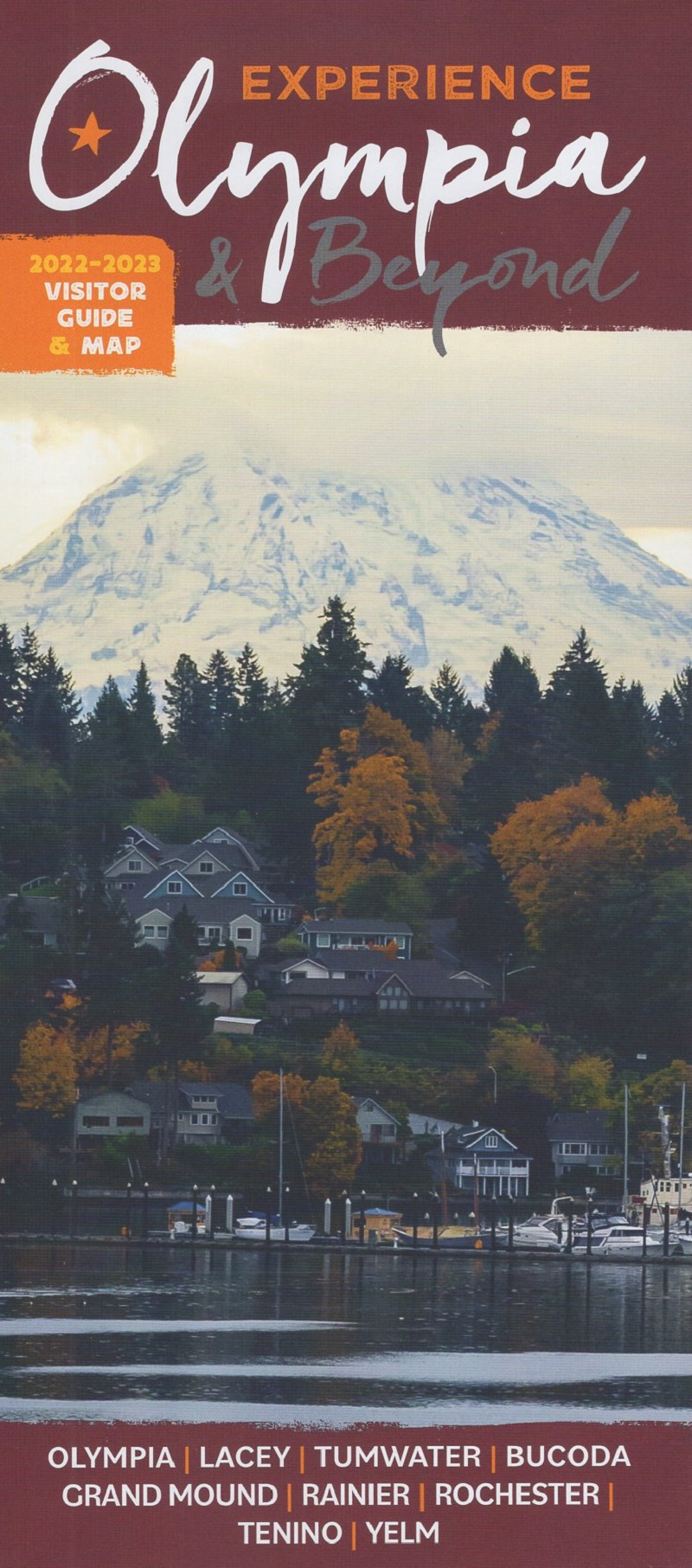 Olympia-Thurston Co. Vis Guide