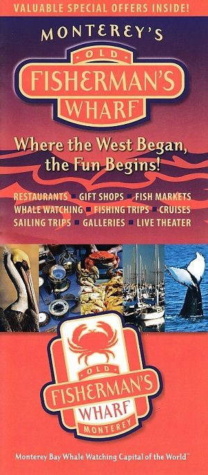 Fisherman's Wharf - Monterey