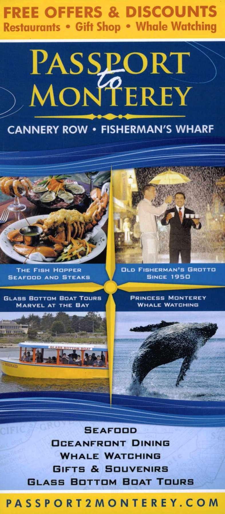 Passport to Monterey