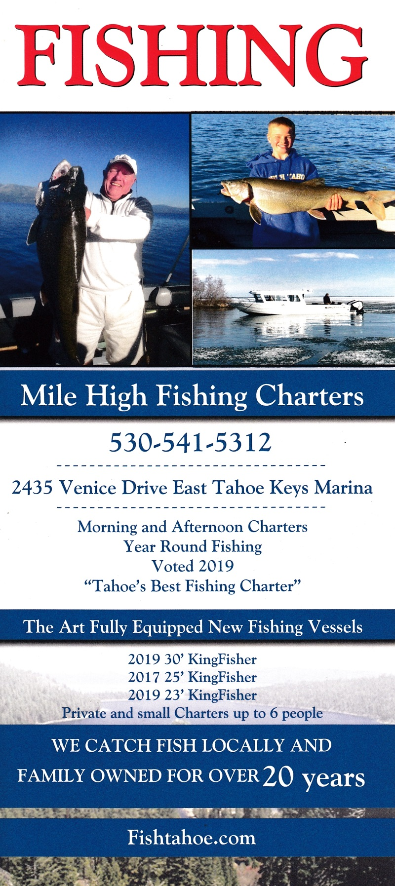 Mile High Fishing