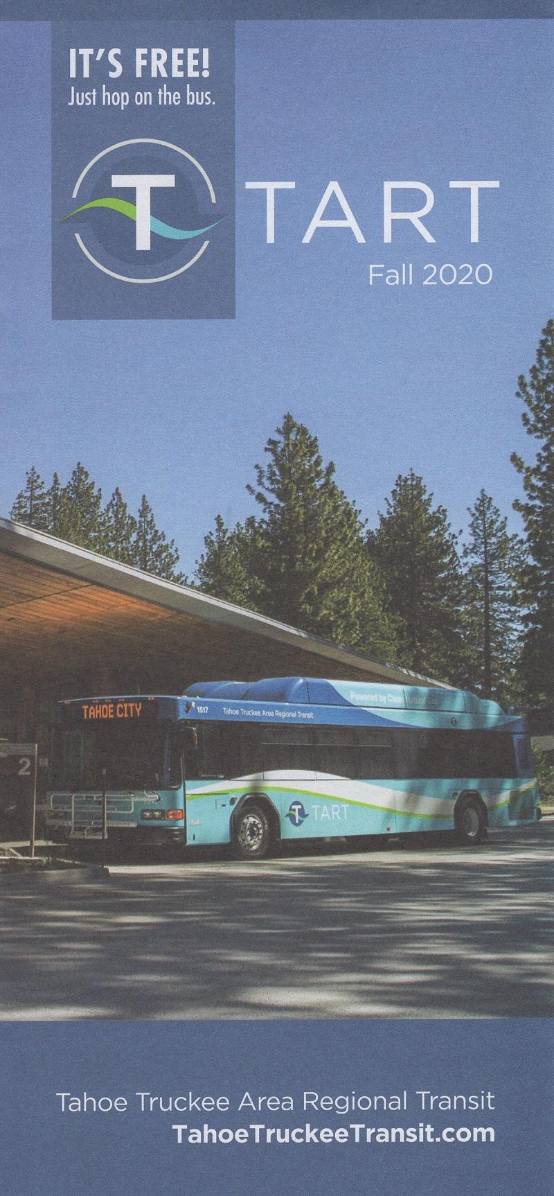Summer/Winter Bus Schedule