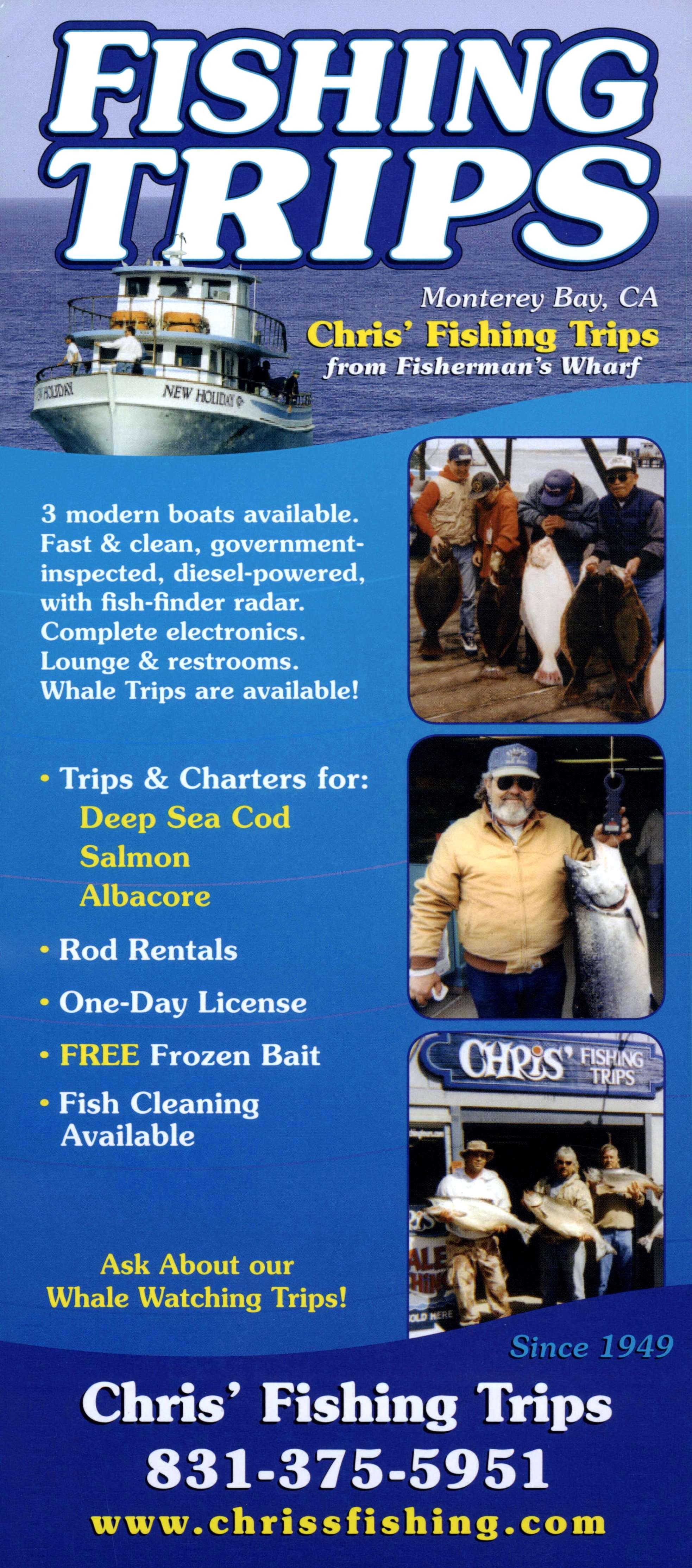 Chris' Fishing Trips