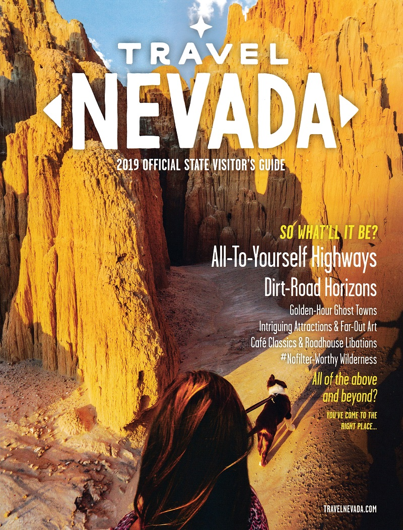 Nevada Visitor Guide magazines