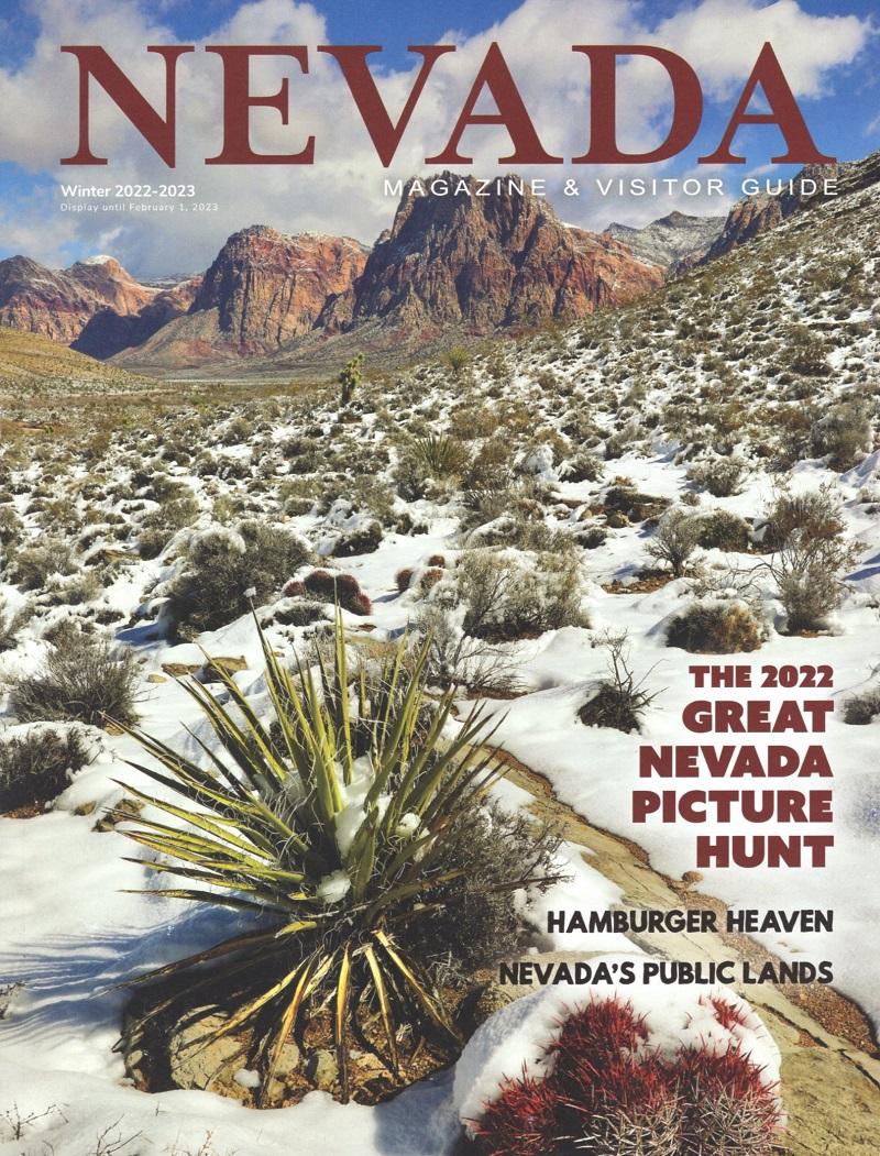 Nevada Visitor Guide Mag