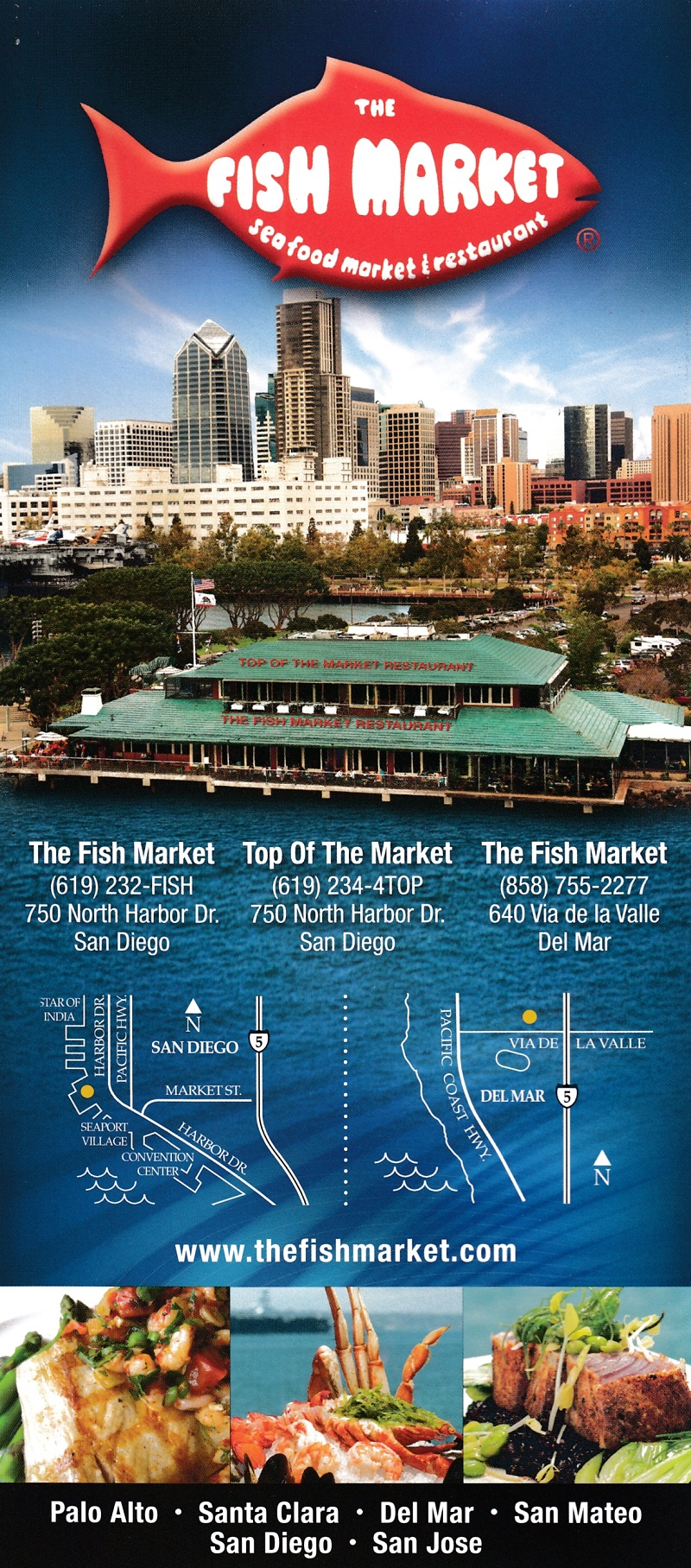 Fish Market brochure full size