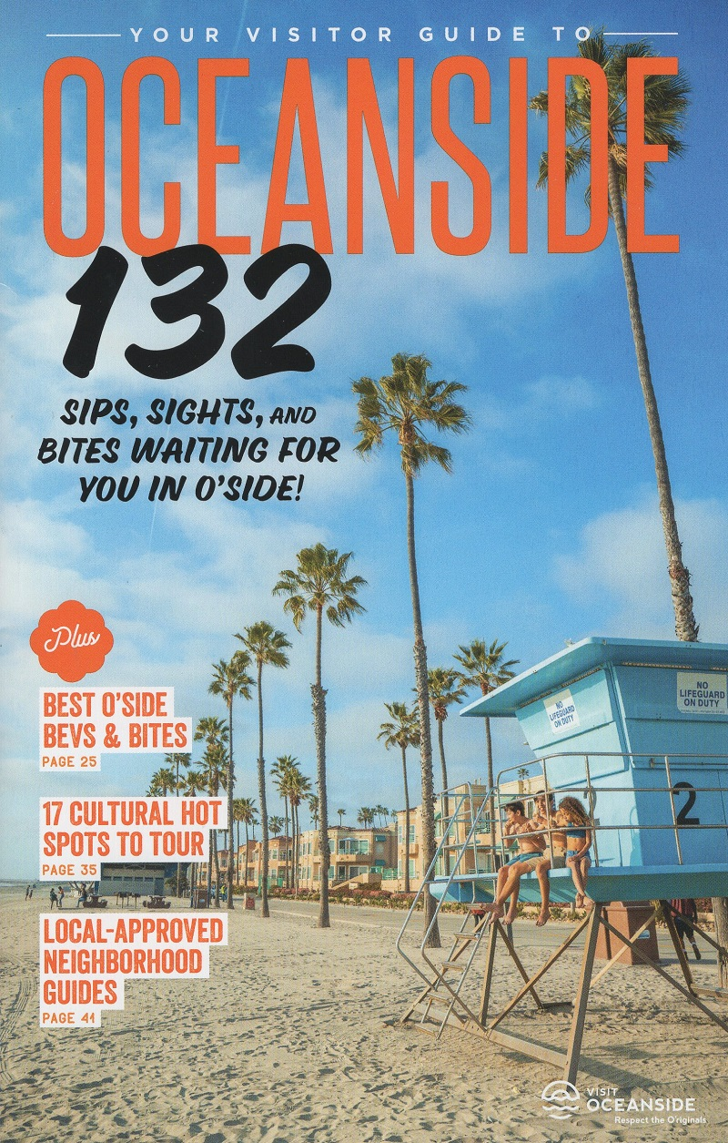 Visit Oceanside brochure thumbnail
