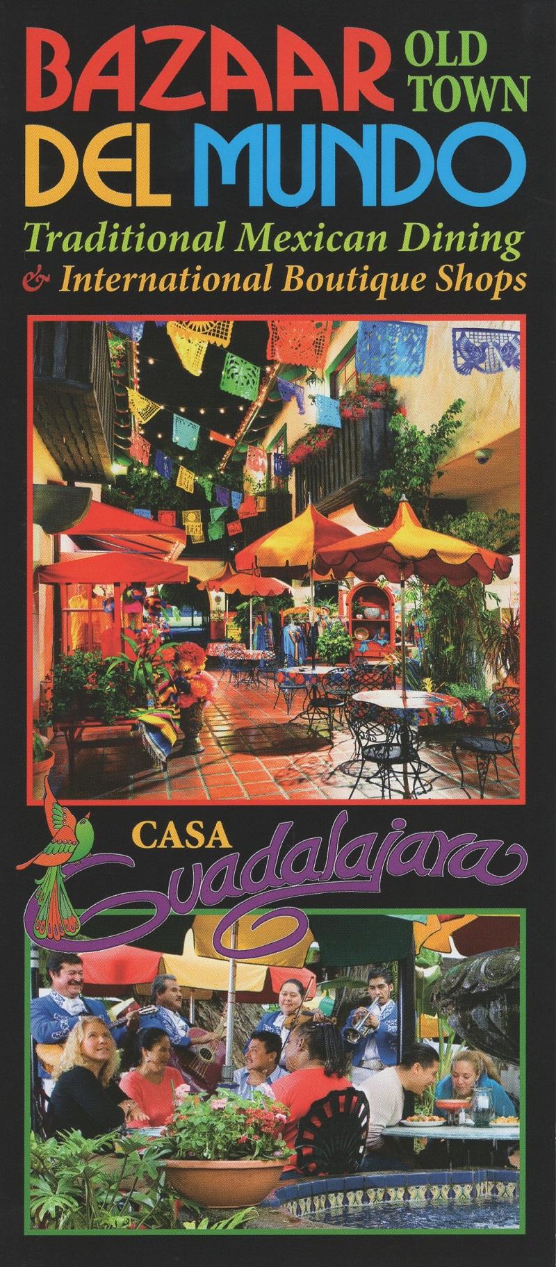 Bazaar Del Mundo/Casa Guadalajara