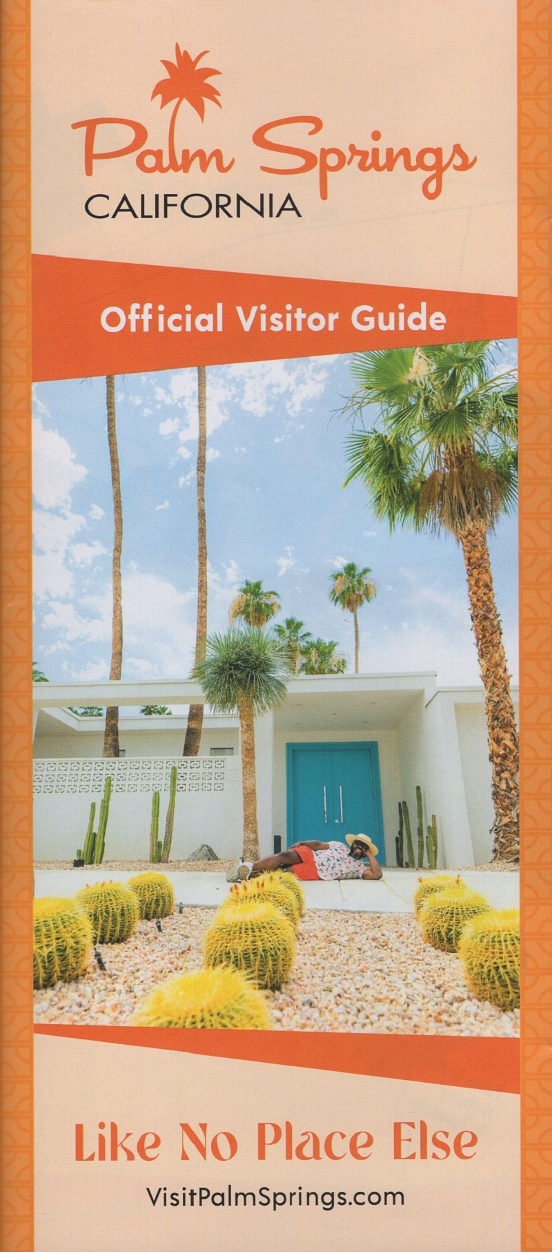 Palm Springs Official Visitors Guide