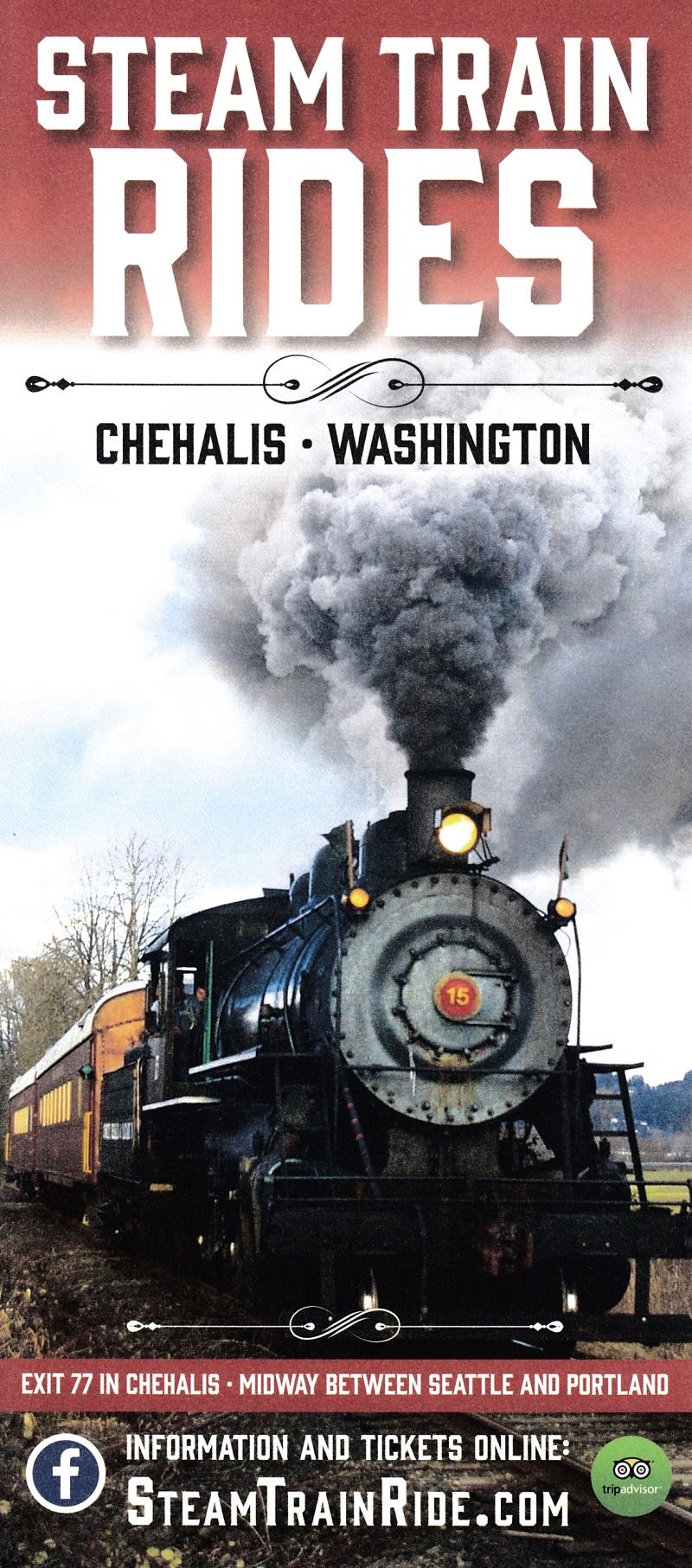 Chehalis Steam Train Rides