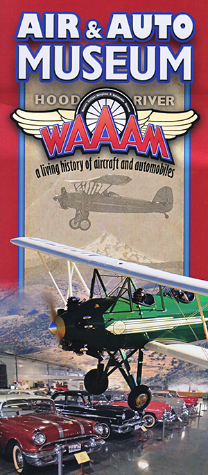 Western Antique Aeroplane & Automobile Museum