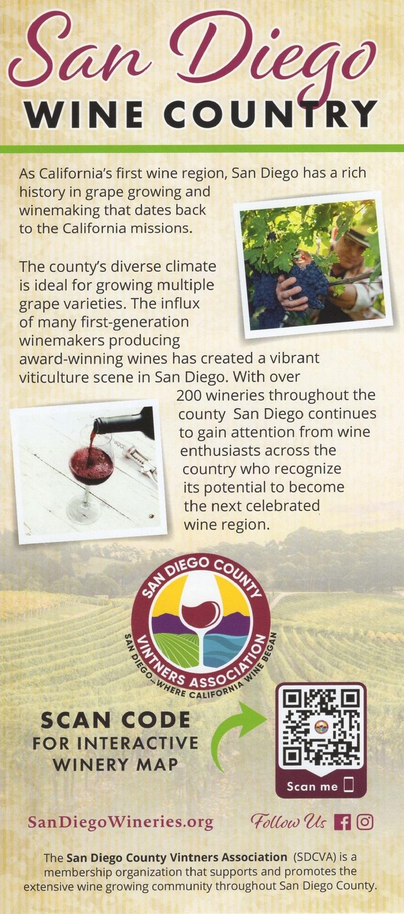 San Diego County Vintners Assn