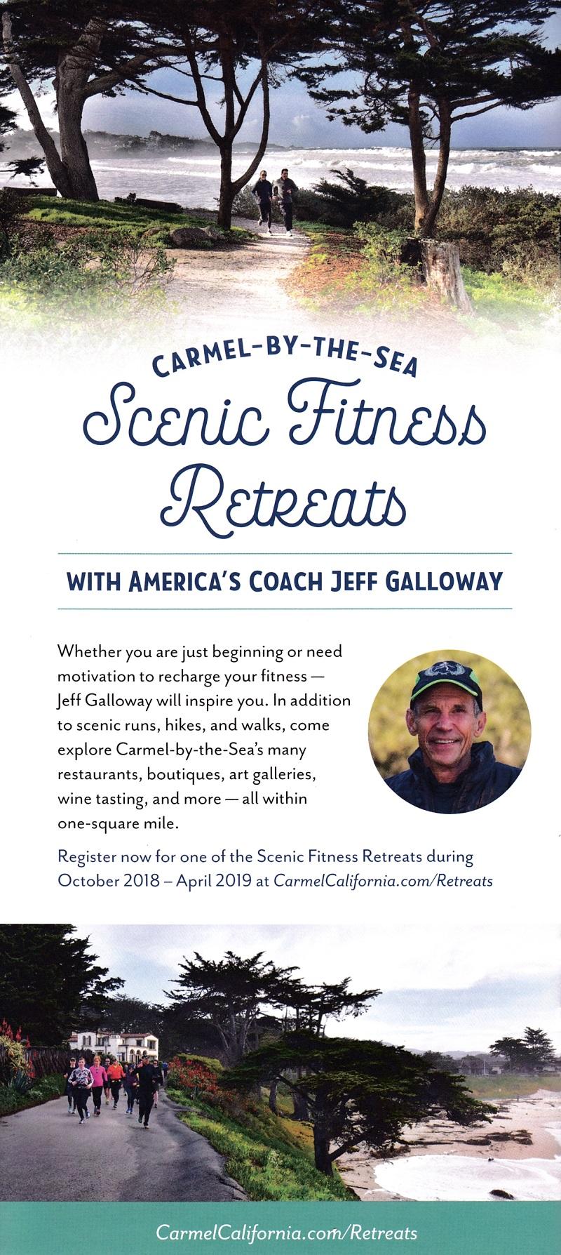Carmel Fitness brochure thumbnail