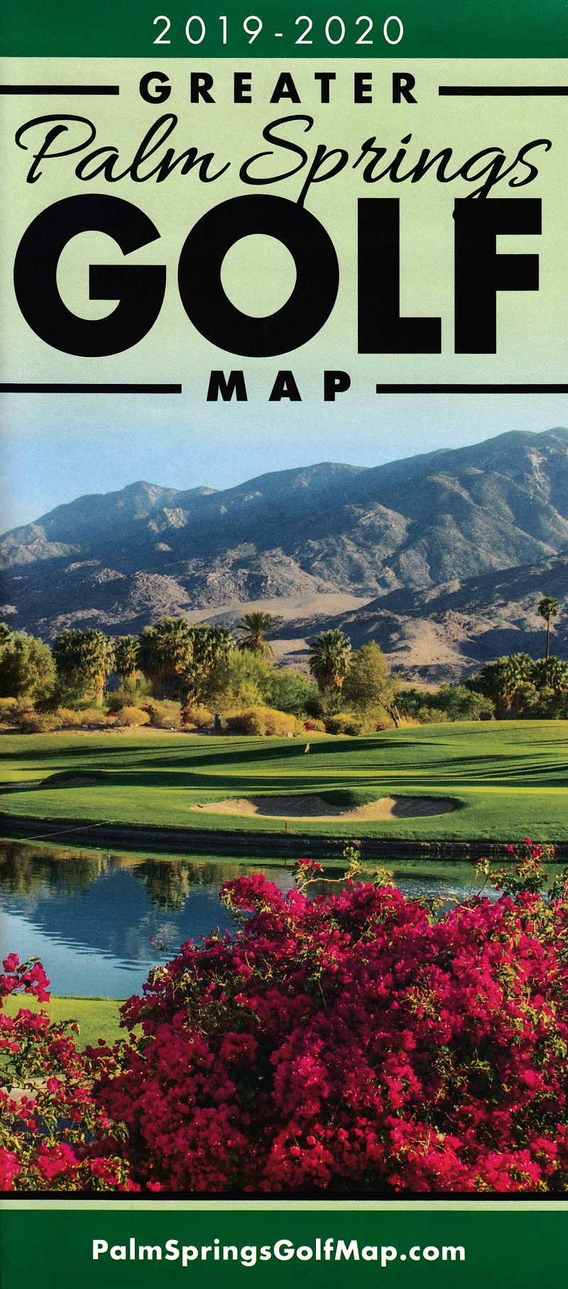Palm Springs Area Golf Guide