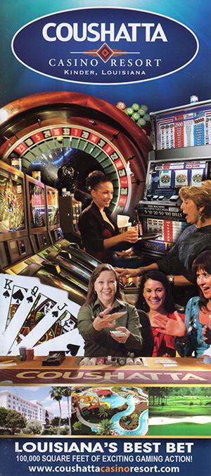 Choushatta Casino Resort