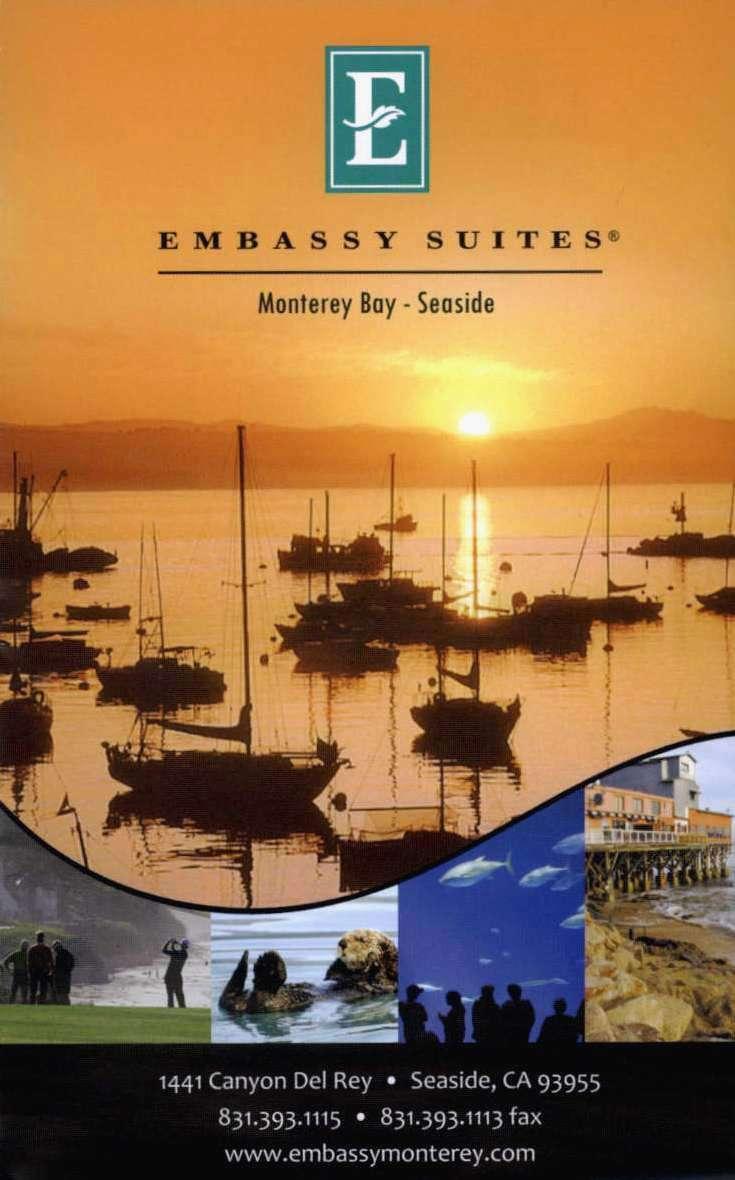 Embassy Suites - Monterey Bay