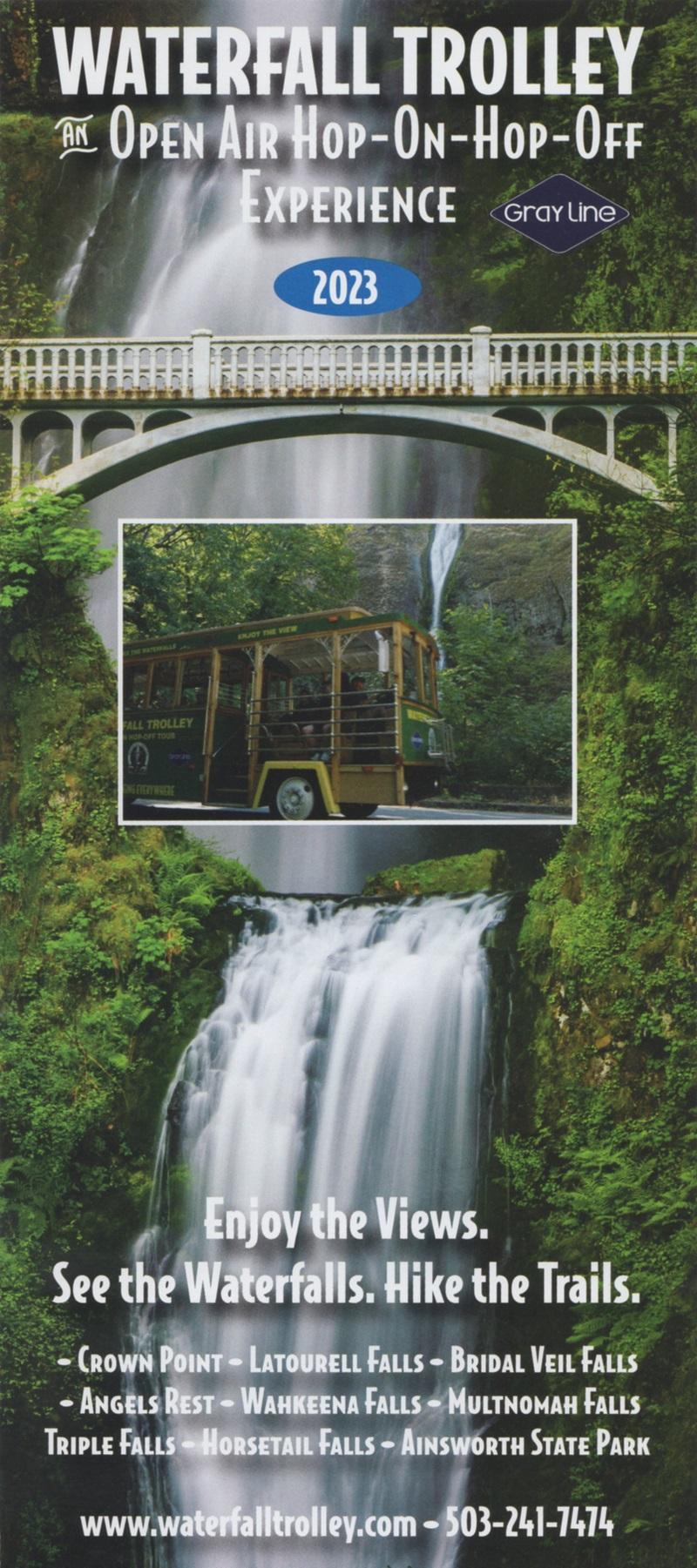 Waterfall Trolley