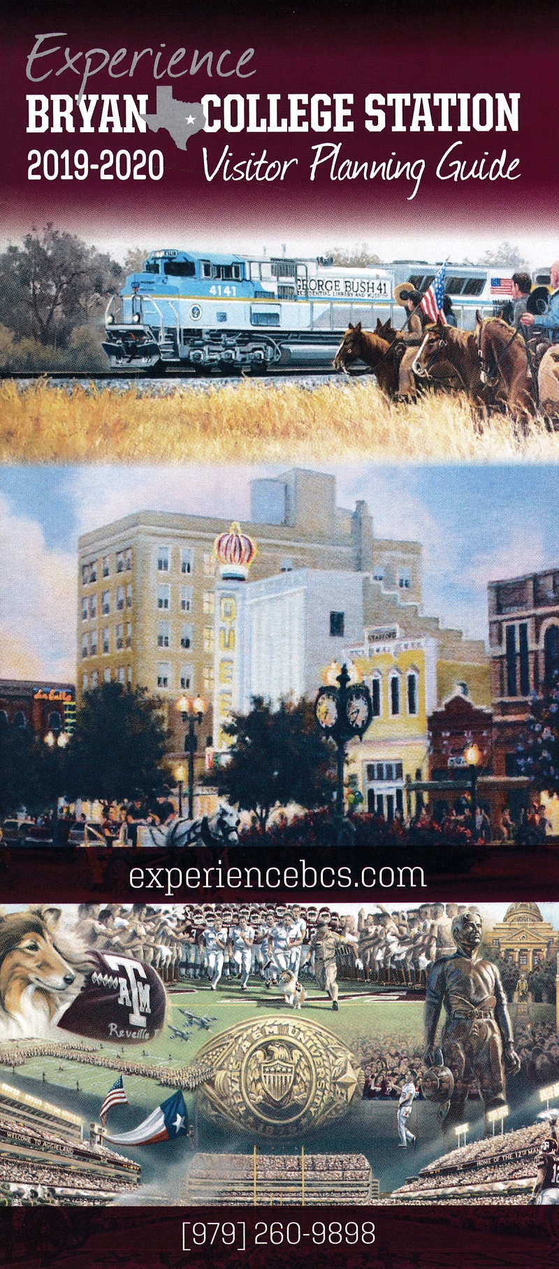 Bryan/College Station Visitor Guide
