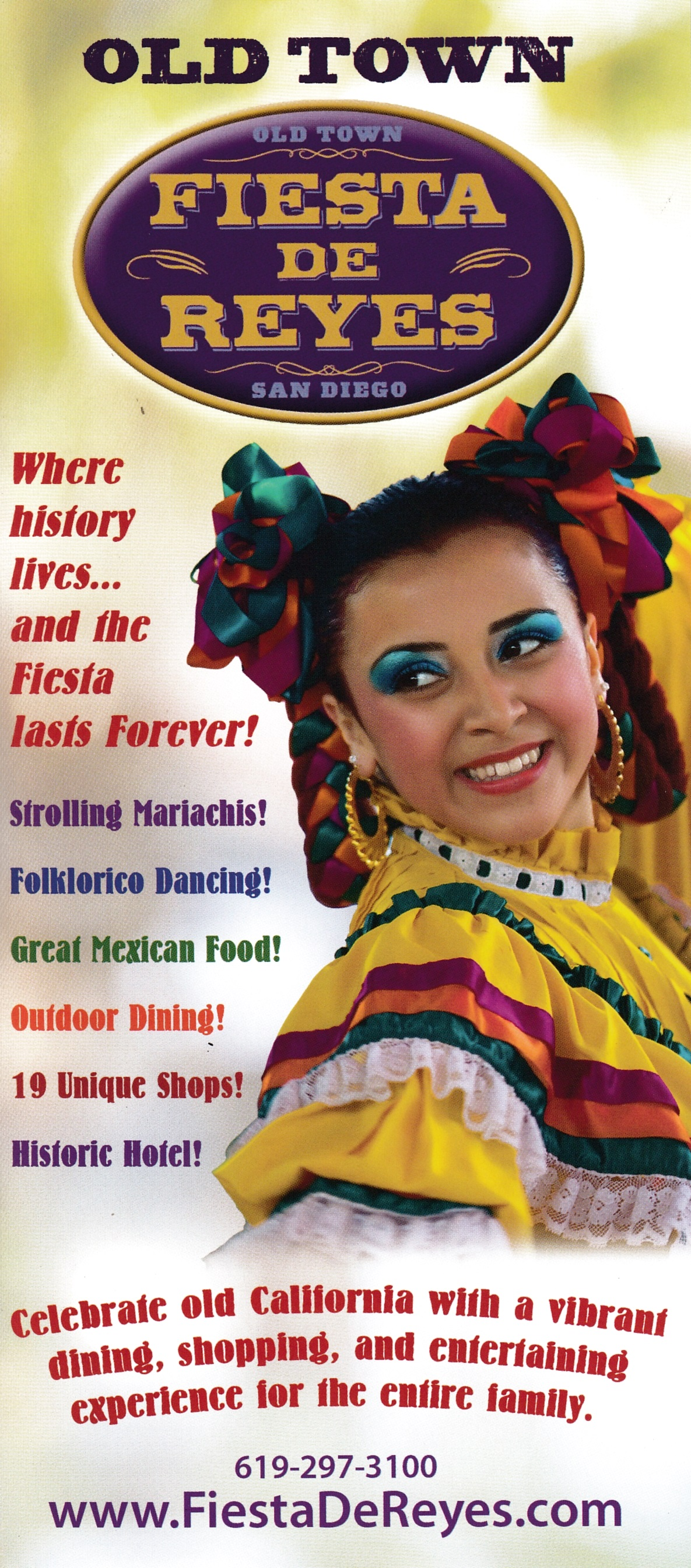 Fiesta de Reyes brochure thumbnail