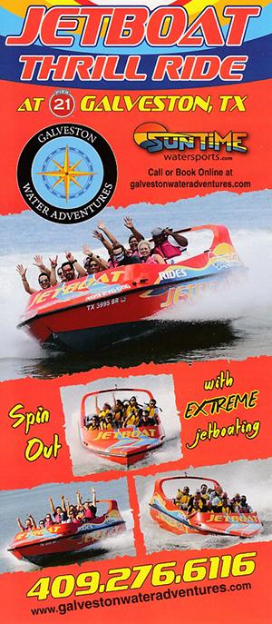 Sun Times Watersports: Bay Cruises brochure thumbnail
