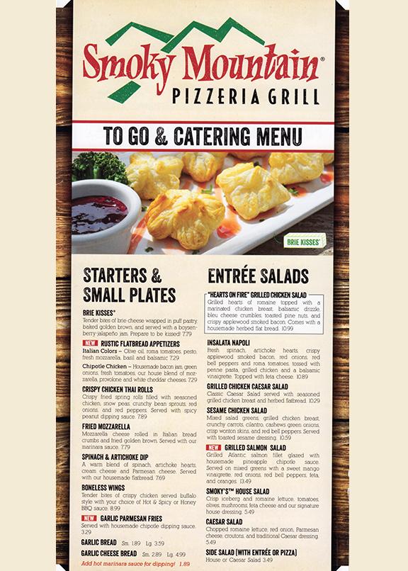Smoky Mountain Pizzeria Grill - Boise