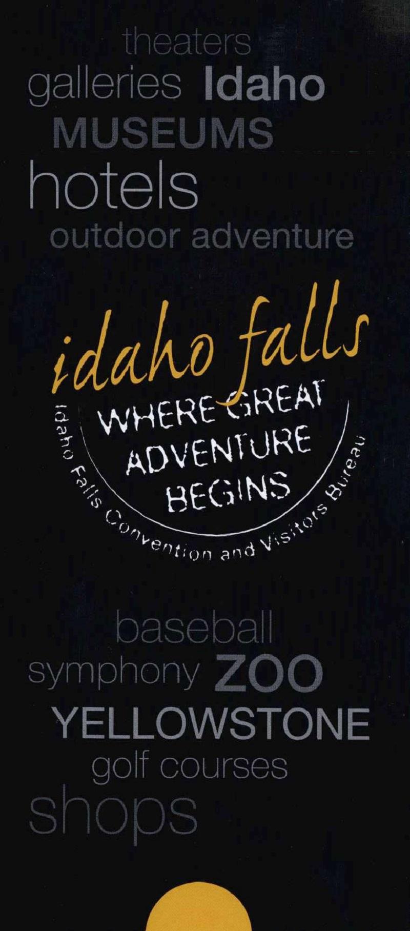 Visit Idaho Falls!