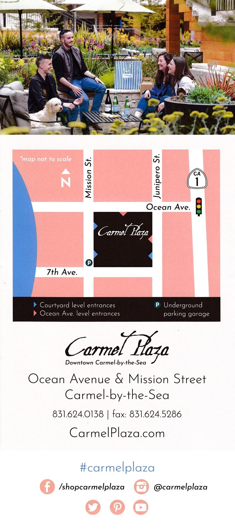 Carmel Plaza brochure thumbnail