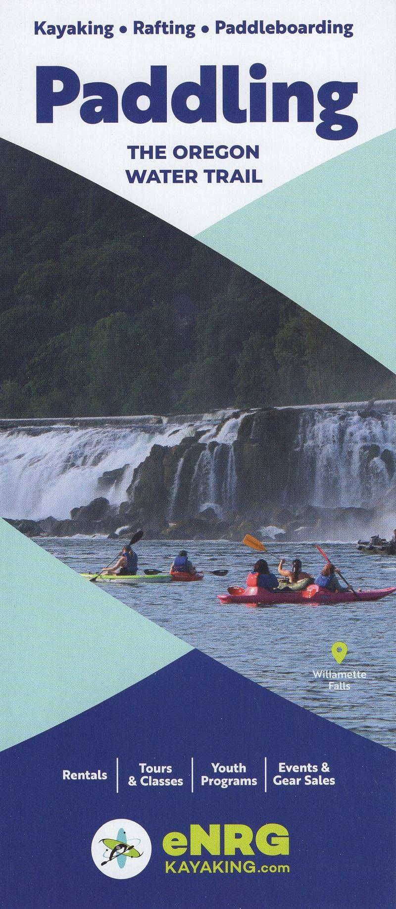 eNRG Kayaking - N. Santiam