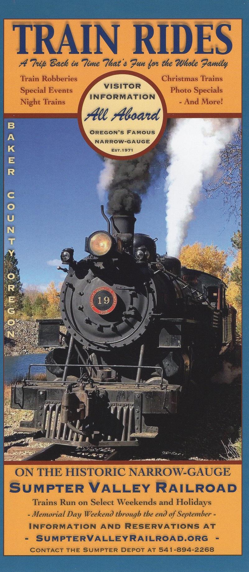 Sumpter Valley Railroad