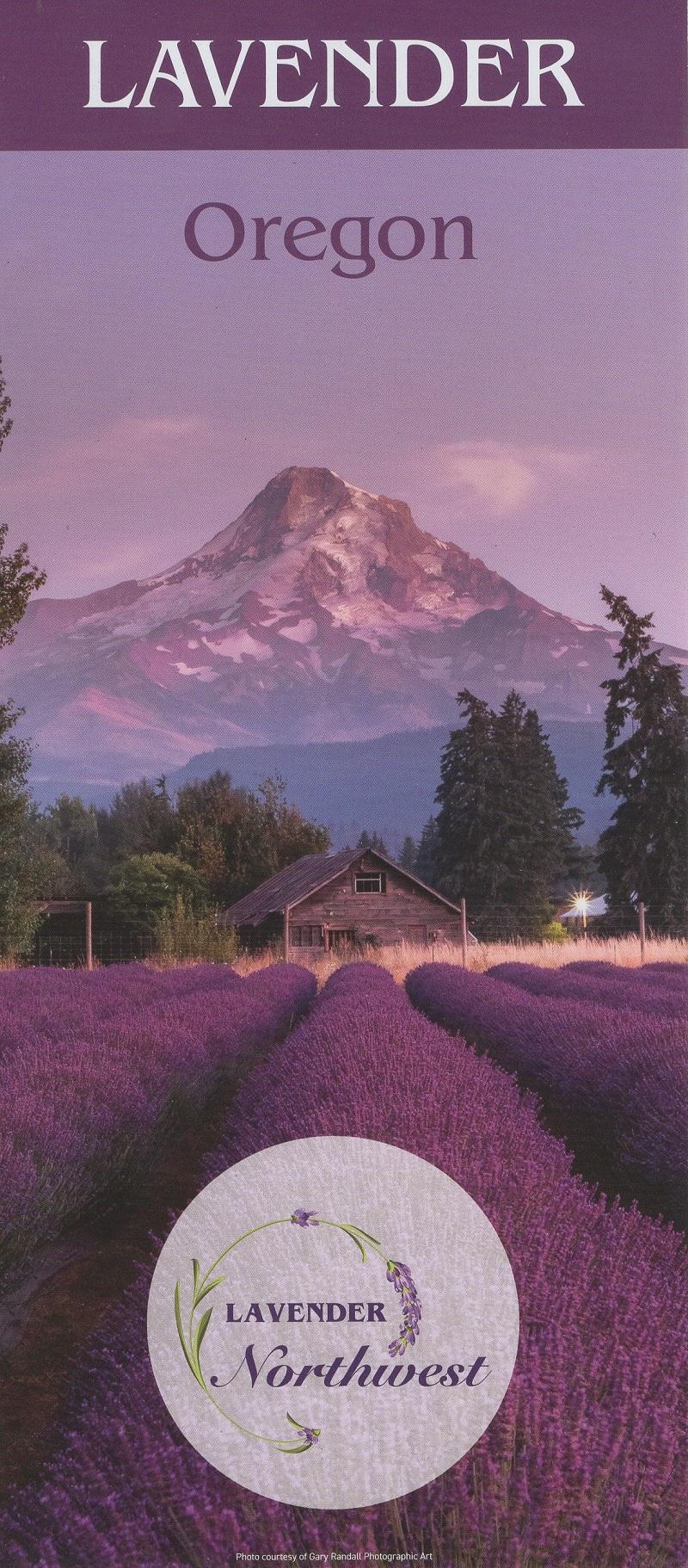 Oregon Lavender Destinations