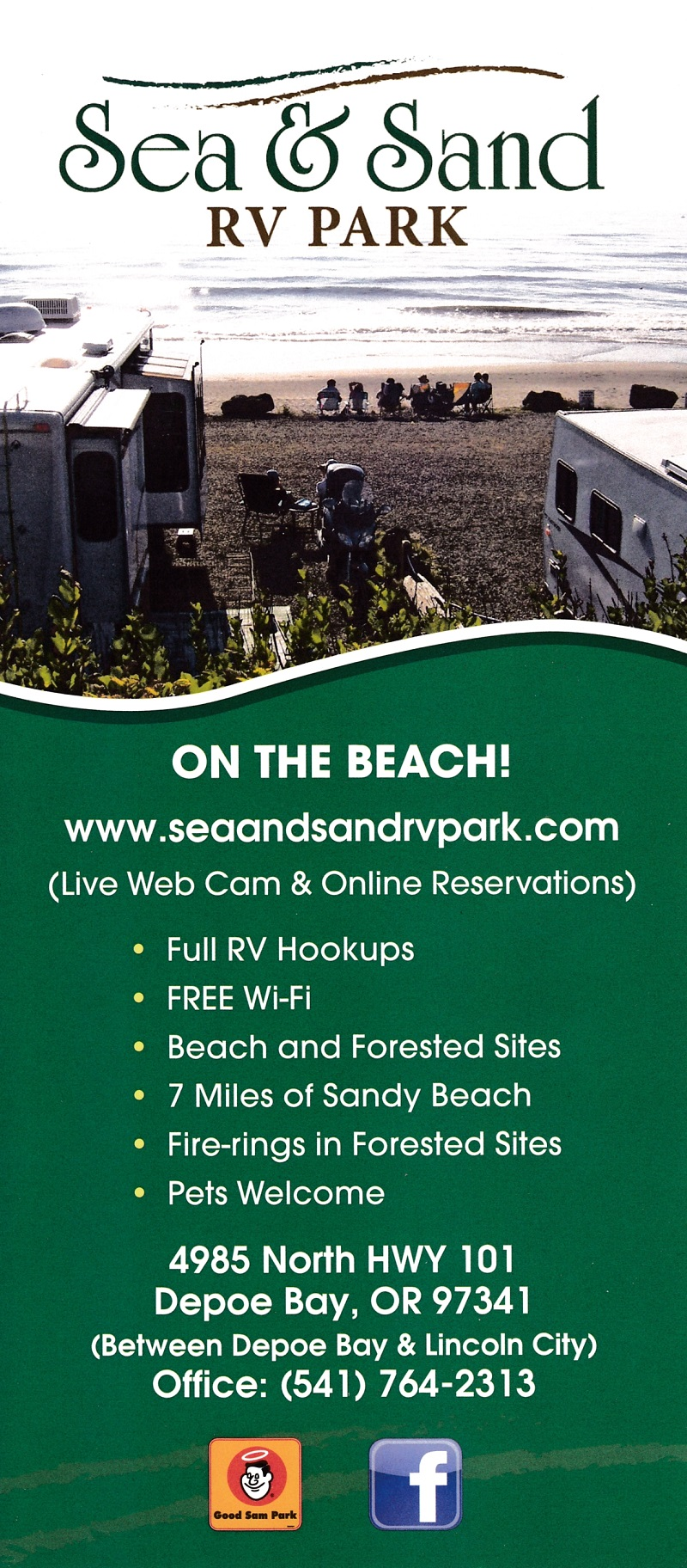 Sea & Sand RV Park