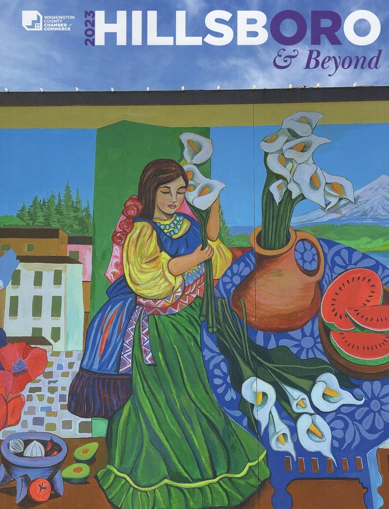 Hillsboro Visitor Guide brochure thumbnail