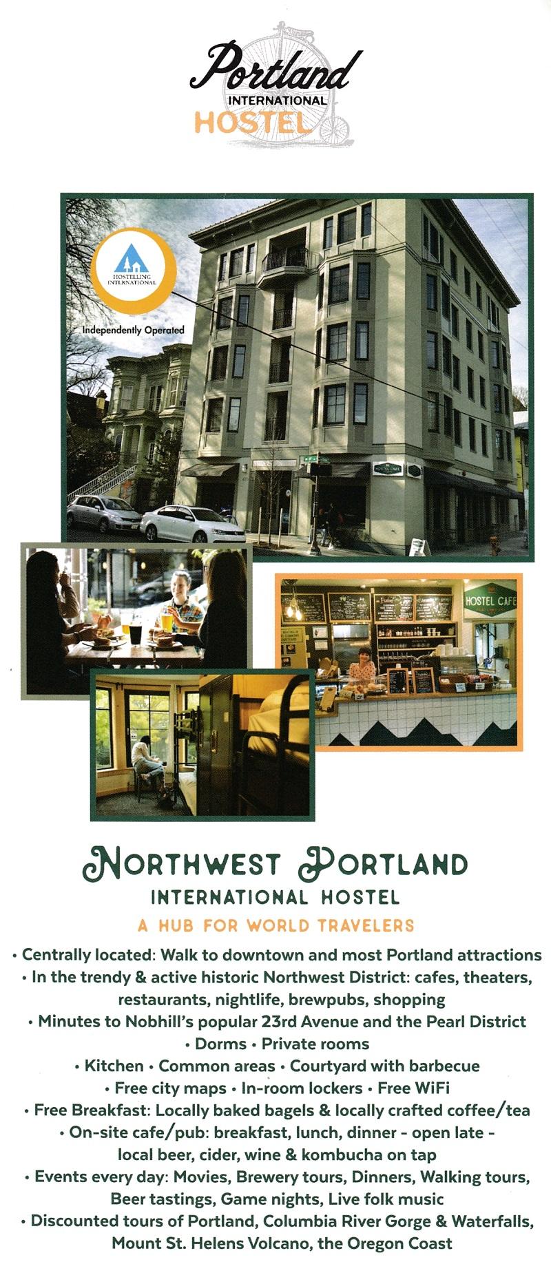 NW Portland International Host