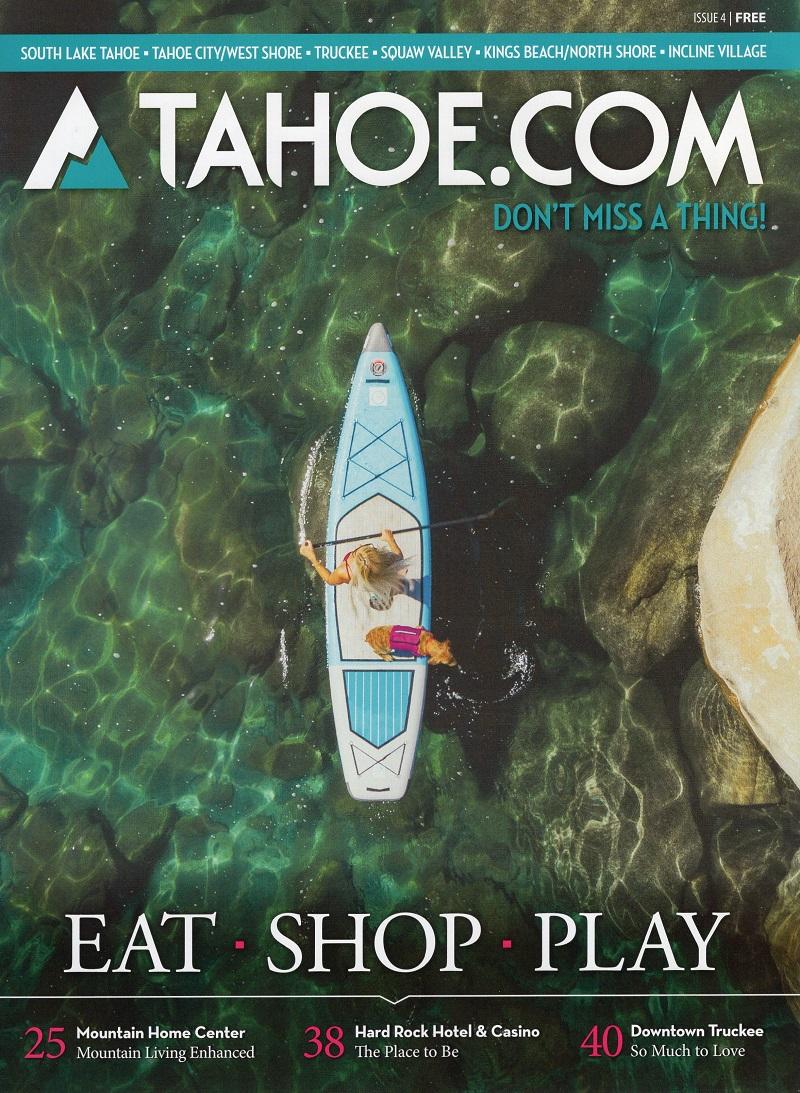 Tahoe.com magazine